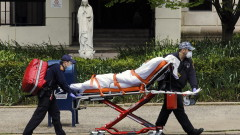 САЩ с най-малко починали от COVID-19 от март