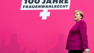 Меркел настоя за повече жени политици