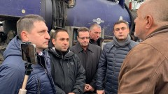 Борисов изпрати цялата Икономическа полиция в Перник