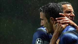 Легенда на Юнайтед: Ван Перси ще ни донесе титлата