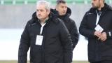 Ферарио Спасов: Лига Европа е далечна цел за Берое