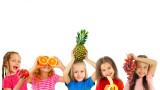 Децата и здравословната диета