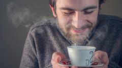Мирисът на кафе също действа ободряващо