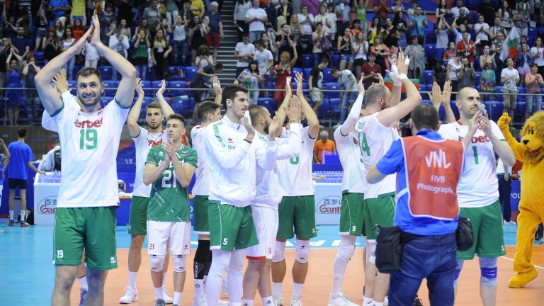 България дебютира на Евроволей 2019 срещу Гърция