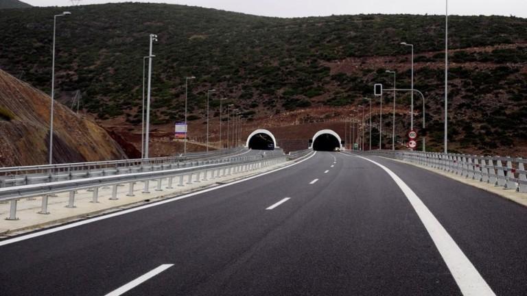 Снимка: Пускат трасето от Кресна до Сандански по АМ Струма