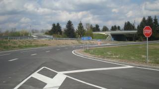 Катастрофа ограничи временно движението в Кюстендилско