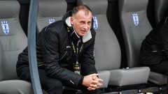 Антони Здравков: По една точка за двата отбора е най-справедливо