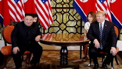 Вторият ден на срещата Тъмп-Ким започна с нова размяна на любезности