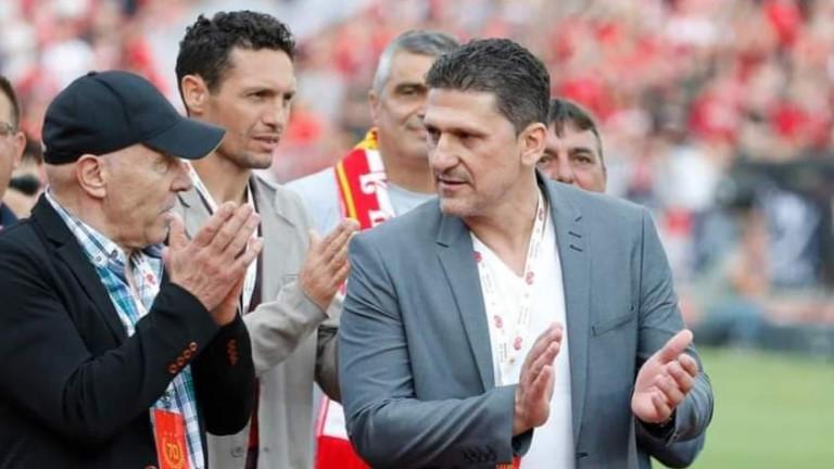 Филип Филипов: Успехът в Латвия свали от напрежението в ЦСКА