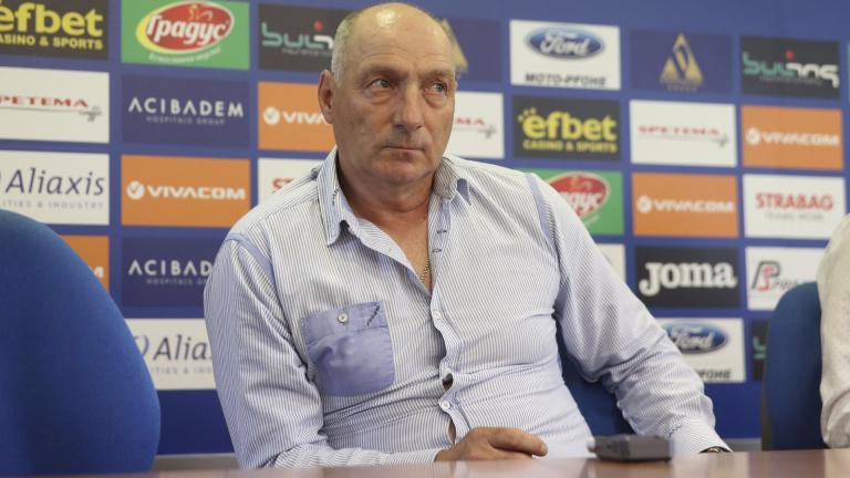 Жужо: Левски върви нагоре, заслугата е на Стоянович