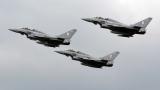 Два британски изтребителя пресрещат руски самолети