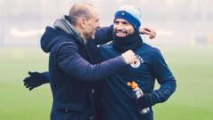 Мартин Петров отново ще играе за Манчестър Сити