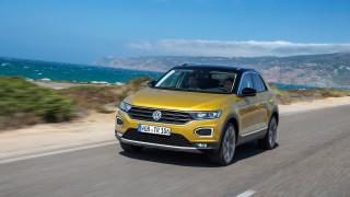 Тест драйв: Volkswagen T-Roc