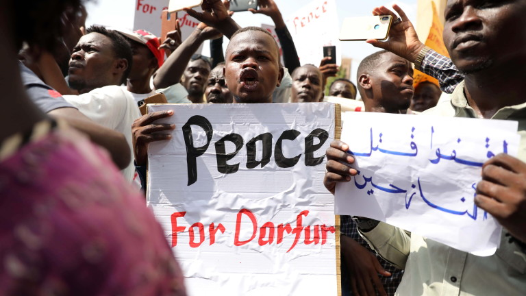 Десетки загинали при нападение в Дарфур