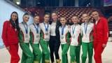 Ансамбълът на България спечели три сребърни медала в Москва