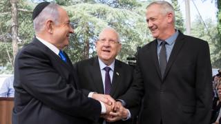Новото правителство трябва да анексира Западния бряг, призова Нетаняху на полагането на клетва