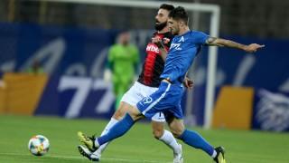 Димитър Илиев: Най-слабият ни мач от началото на сезона