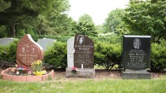 Вижте гроба на дъщерята на Уитни Хюстън
