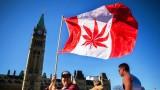 Канада харчи за марихуана толкова, колкото и за вино
