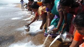Шри Ланка си спомни за жертвите на цунамито