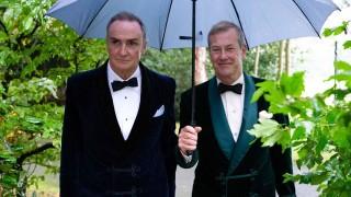 Братовчедът на кралицата се омъжи