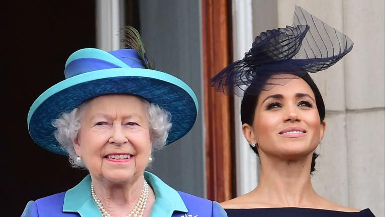 Изненадата на кралицата за Меган Маркъл