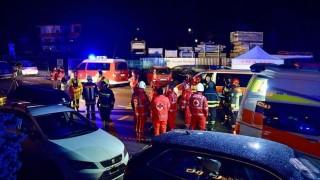 Пиян италианец се заби в група германци, уби шестима и рани дузина