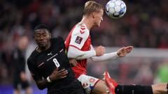 Дания - 8 победи, голова разлика 27:0 и подпечатан билет за Мондиал 2022