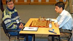 Победа за Чепаринов на клубното първенство по шахмат