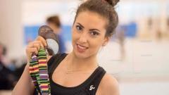 Гимнастичката Катрин Тасева почерпи за медалите (СНИМКИ)