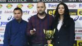 Марица е Отбор на месец ноември, Иван Петков е най-добър треньор