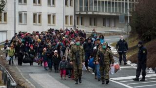 Рязък скок на нападенията срещу бежански центрове в Австрия