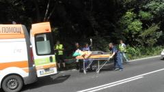 Рейнджъри от 68-ма бригада помогнаха на ранени в катастрофа