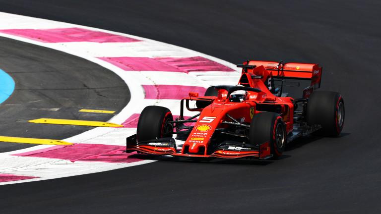 Себастиан Фетел триумфира на Гран при на Сингапур
