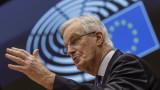 Настъпи моментът на истината, остават няколко часа, предупреди Барние пред ЕП