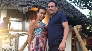 Съпругата на Живко Миланов се гордее с брат си Ники Михайлов