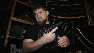 Десетки хиляди на протест срещу сделка за границите между Ингушетия и Чечения