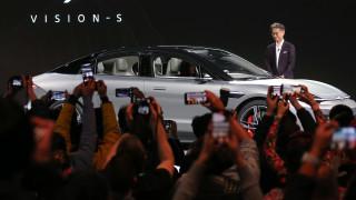Sony показа електромобил