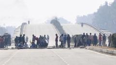 """Задържаха 37 нелегални мигранти на АМ """"Марица"""""""