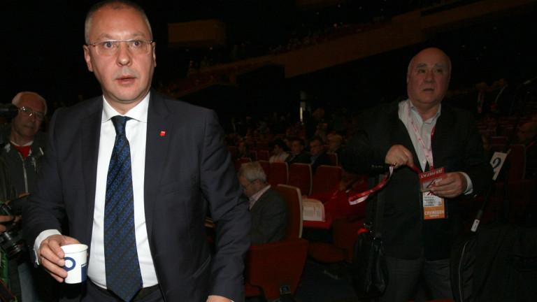 ГЕРБ не успя да направи председателството национална кауза, смята Станишев