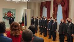Румен Радев заложи амбиция за демократично единодействие във втория си служебен кабинет