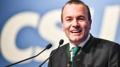 Манфред Вебер: Турция не може да е член на ЕС, нека да е ясно