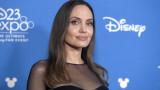 Анджелина Джоли, Mon Guerlain и една рекламна кампания в Камбоджа