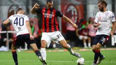Милан завърши сезона с класическа победа срещу Каляри