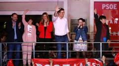 Официално: Социалистите водят на изборите в Испания