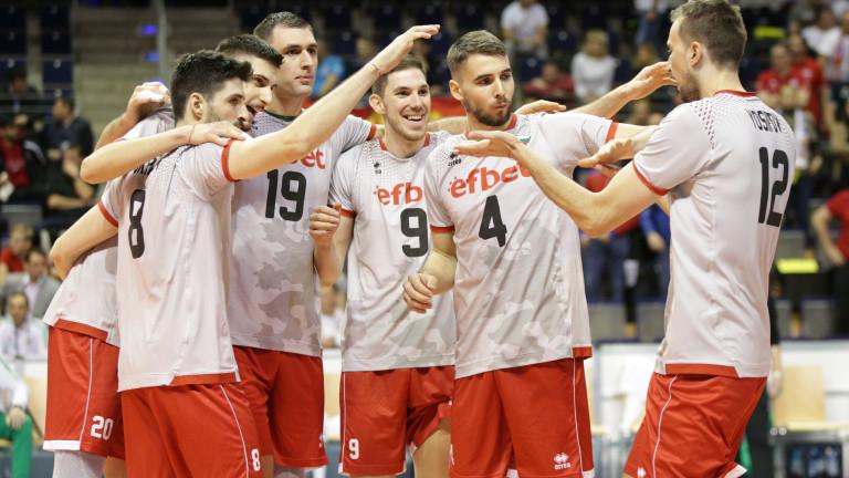 Мартин Атанасовкоментира победата на България над европейския шампион Сърбия с