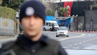 Турция затегна границата с България, за да не избяга стрелецът от Истанбул