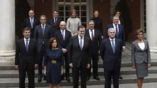 Новото испанско правителство положи клетва пред краля