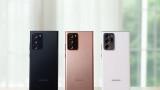 Samsung показа Galaxy Note20 със 120Hz дисплей, 108MP камера с 50-кратно приближение и бързо зареждане