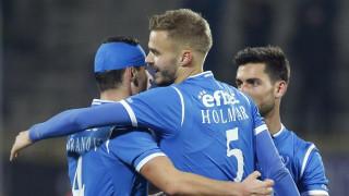 """Вестник """"Марка"""" определи Холмар Ейолфсон от Левски за един от най-добрите в исландския национален отбор"""